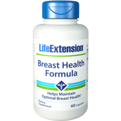 Life Extension Breast Health Formula 60 vegcaps L94262