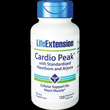 Life Extension Cardio Peak™ 120 vegcaps L70099