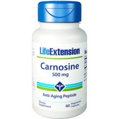 Life Extension Carnosine 500 mg 60 vegcaps L82962
