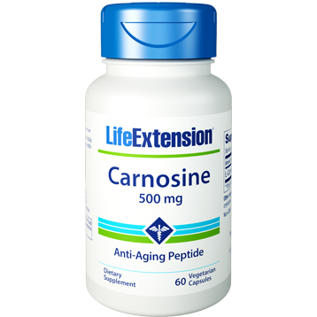 Life Extension Carnosine 500 mg 60 vegcaps L82962
