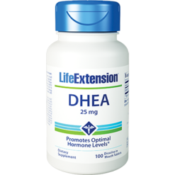 Life Extension DHEA 25 mg 100 tabs L07106