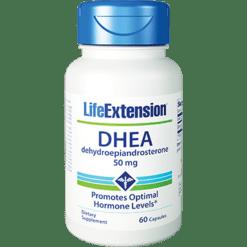 Life Extension DHEA 50 mg 60 caps L82060