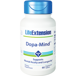 Life Extension Dopa Mind 60 vegetarian tablets L00567