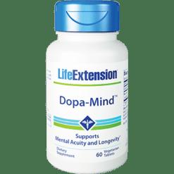 Life Extension Dopa Mind 60 vegetarian tablets L00567