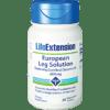 Life Extension European Leg Solution 600 mg 30 vtabs L04230