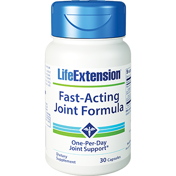 Life Extension Fast Acting Joint Formula 30 caps L65039