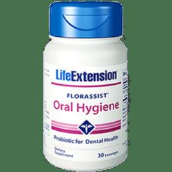 Life Extension Florassist Oral Hygiene 30 lozenges L01137