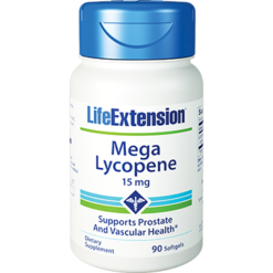 Life Extension Mega Lycopene 90 gels L55097