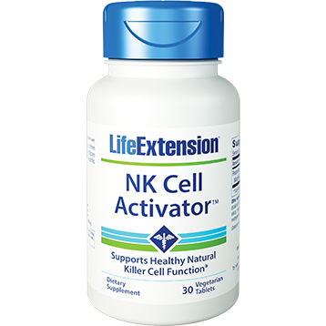 Life Extension NK Cell Activator 30 vegtabs L90332