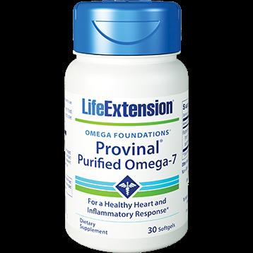 Life Extension Provinal Omega 7 30 gels L81231