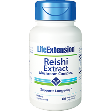 Life Extension Reishi Extract 60 vcaps L70860
