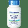 Life Extension Tri Sugar Shield 60 vcaps L80364