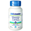 Life Extension Vitamins D amp K with Sea Iodine™ 60 caps L84065