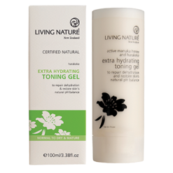 Living Nature Extra Hydrating Toning Gel 100 ml L12024