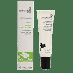 Living Nature Firming Eye Cream 10 ml L13059