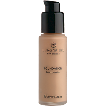 Living Nature Foundation Pure Beige 30 ml L41014
