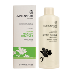 Living Nature Gentle Makeup Remover 100 ml L11034