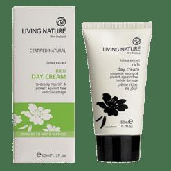 Living Nature Rich Day Cream 50 ml L13533