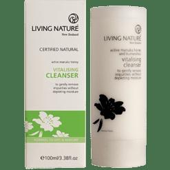 Living Nature Vitalising Cleanser 100 ml L11014