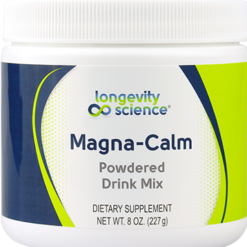 Longevity Science Magna Calm 8 oz MAG56