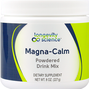 Longevity Science Magna Calm 8 oz MAG56