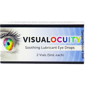 Longevity Science Visual Ocuity 2 vials VISUA