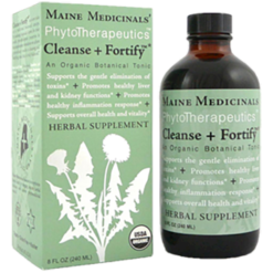 Maine Medicinals Cleanse Fortify Botanical Tonic 8 oz M38561