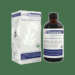 Maine Medicinals Organic Elderberry Syrup 8 fl oz M04970