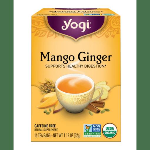 Yogi Teas- Mango Ginger