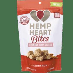 Manitoba Harvest Hemp Heart Bites Cinnamon 4 oz M93694