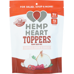 Manitoba Harvest Hemp Heart Toppers Chipotle 4.4 oz M92062
