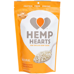 Manitoba Harvest Hemp Hearts Shelled Hemp Seed 8 oz M6005
