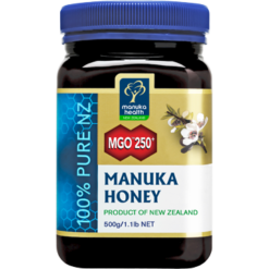 Manuka Health MGO 250 Manuka Honey 17.6 oz MK165