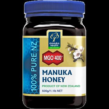 Manuka Health MGO 400 Manuka Honey 17.6 oz MK107
