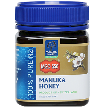 Manuka Health MGO 550 Manuka Honey 8.8 fl oz MK109