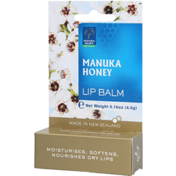 Manuka Health Manuka Honey Lip Balm 16 oz MK1728