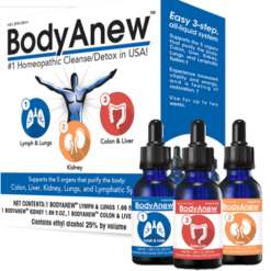 MediNatura BodyAnew Cleanse Oral Drops 1 kit M20118