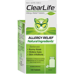 MediNatura ClearLife Allergy 100 tablets M85186
