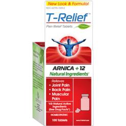 MediNatura T Relief Pain 100 tabs M10103