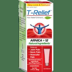 MediNatura T Relief Pain Ointment 2 fl oz M10177