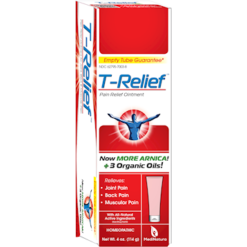 MediNatura T Relief Pain Ointment 4 fl oz M10176