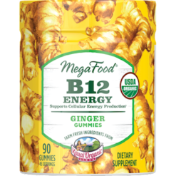MegaFood B12 Energy Ginger Gummy M03463