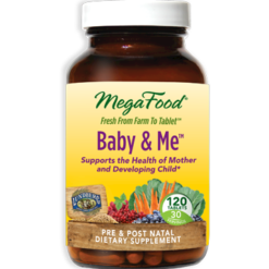 MegaFood Baby and Me 120 tabs M01216