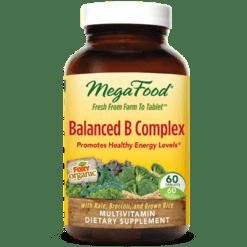 MegaFood Balanced B Complex 60 tabs M10168