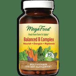 MegaFood Balanced B Complex 90 tabs M10166
