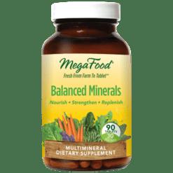 MegaFood Balanced Minerals 90 tabs M01698