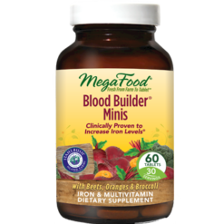 MegaFood Blood Builderreg Minis 60 tabs M10337