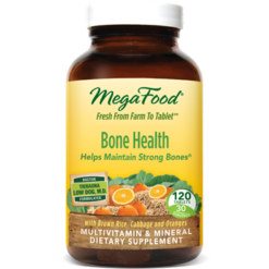 MegaFood Bone Health 120 tabs M10325