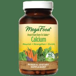 MegaFood Calcium 90 tabs M10236
