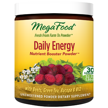 MegaFood Daily Energy Nutrient Booster 30 srvngs M60136